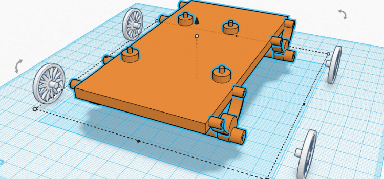 FabLab – Making : 3D model prototypes